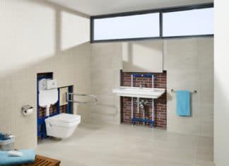 Stelaże podtynkowe do łazienki