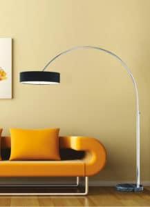 Lampa w śwątecznym wydaniu