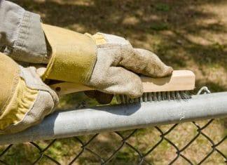 Remont ogrodzenia