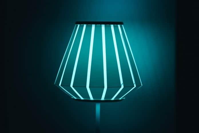 Lampy abażurowe