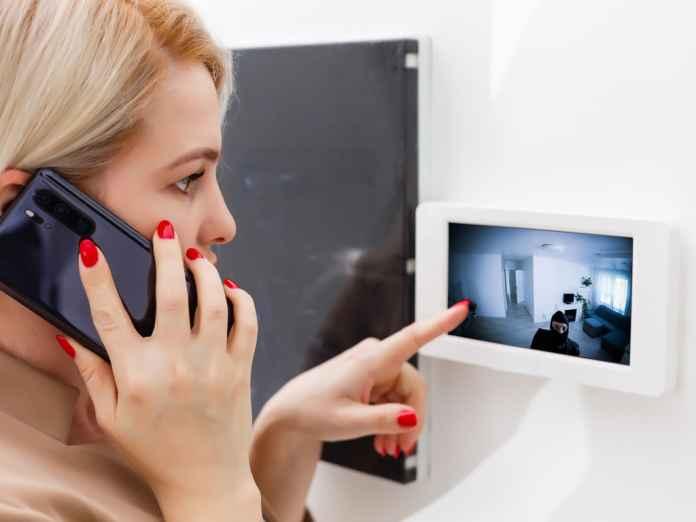 Domofon z wizją