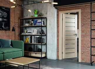 Modne drzwi przeszklone