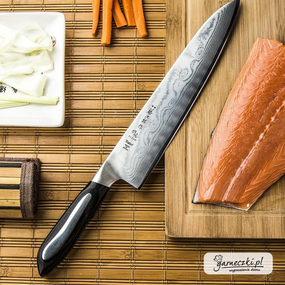 Nóż szefa kuchni Tojiro