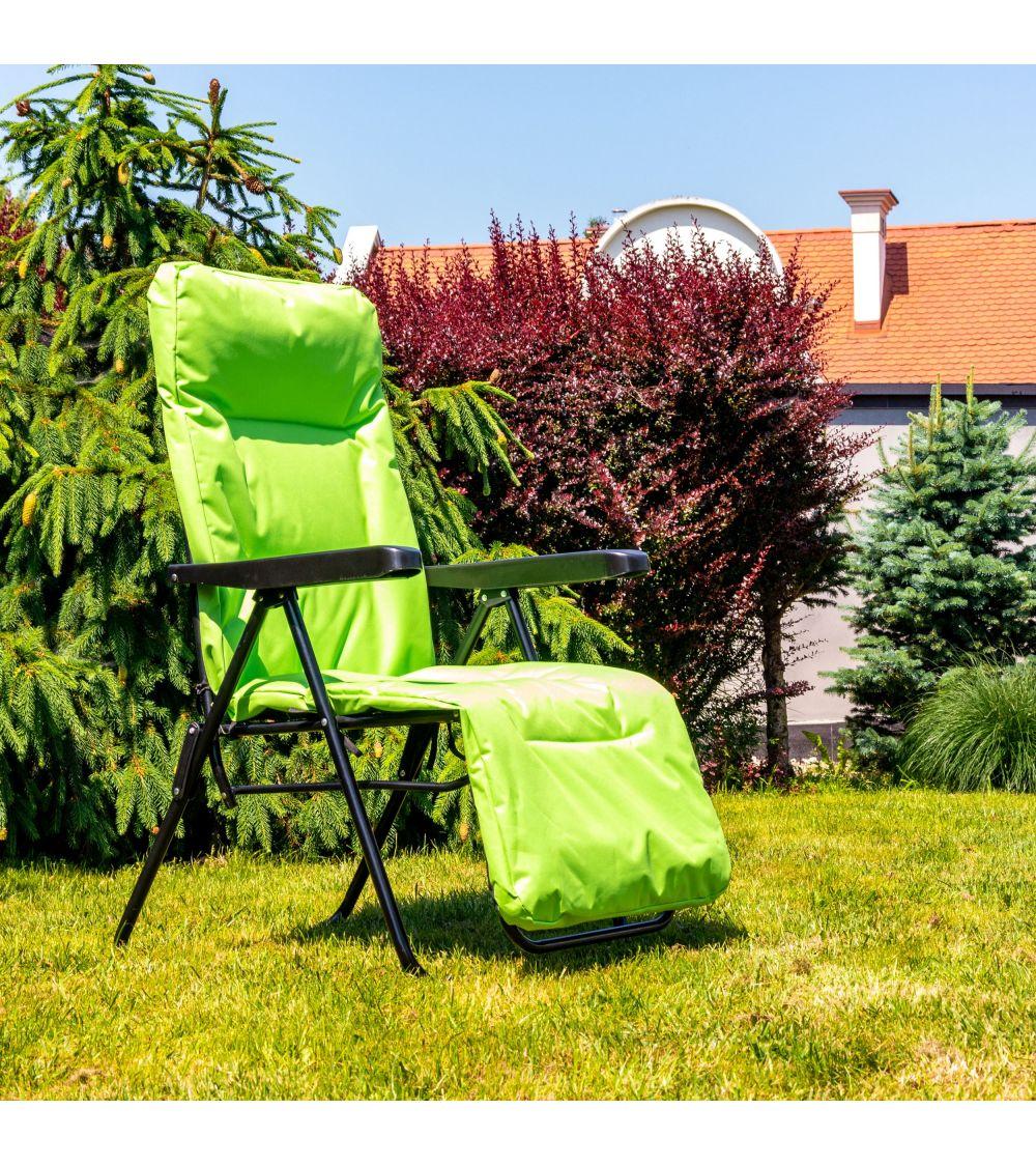 leżak - leżak ogrodowy