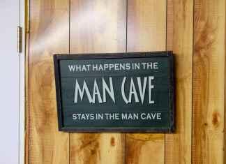 """""""Men's cave"""", czyli piwnica w męskim stylu"""